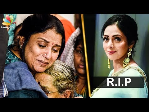 I cant accept Sridevi's death : Sripriya Interview | Tamil Actress Death Video thumbnail
