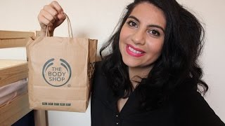 The Body Shop Haul 2015 | Natasha Summer