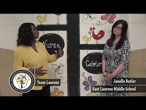 Team Laurens - East Laurens Primary School Back to School Special