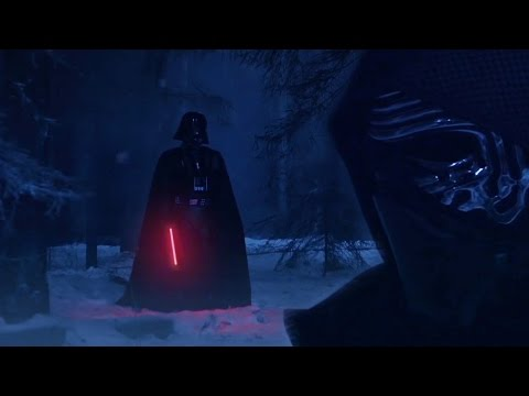 Kylo Ren vs Darth Vader Teaser (Star Wars Fan-Film)