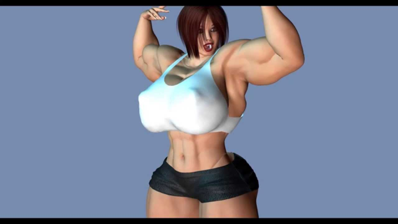 busty pics morph Muscle