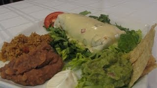 Beef Burritos -- Lynn's Recipes