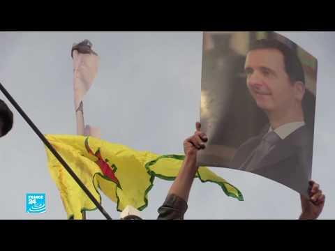 قوات الجيش السوري تتخذ مواقع جديدة لها في عين العرب -كوباني-  - نشر قبل 58 دقيقة