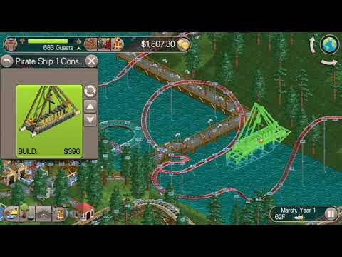 Let's Play RCT Classic - Diamond Heights Ep. 1  