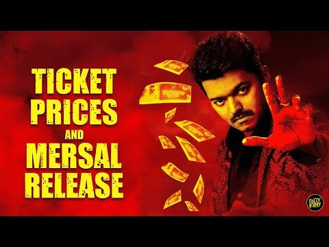 Ticket Prices and Mersal Release | Fully Filmy Mindvoice