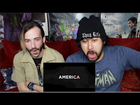 Thumbnail: The Purge: Election Year Official Trailer #1 REACTION & REVIEW!!!