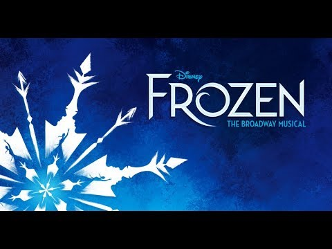 REVIEW Frozen Musical - Broadway Cast St James Theater