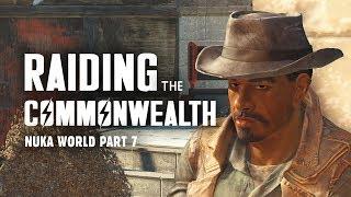 Nuka World Part 7: Raiding the Commonwealth - Fallout 4 Nuka World Lore