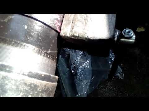 Бракованный гидроцилиндр кузова ГАЗ САЗ