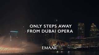 ADDRESS RESIDENCES DUBAI OPERA