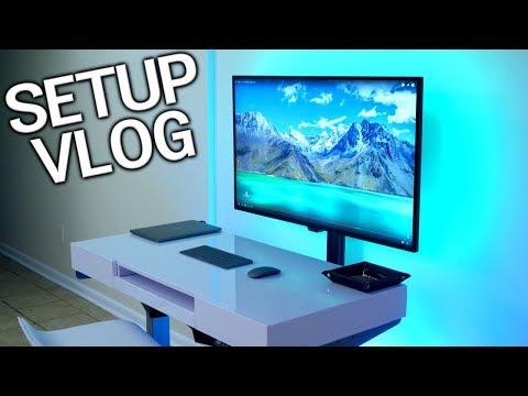 Building a Custom Modern Workstation!