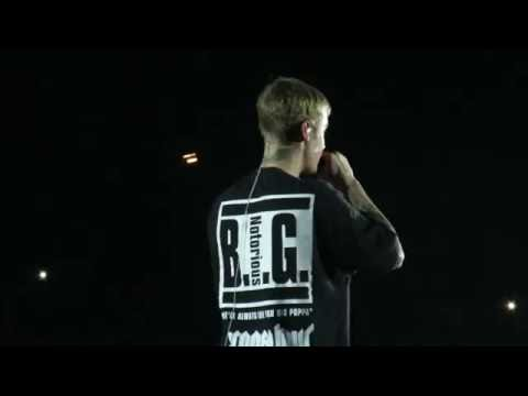 """Justin Bieber Explaining The Meaning Of """"Purpose"""" / London / 14.10.16"""