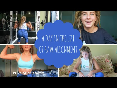 A Day In The Life Of Raw Alignment!
