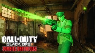VERRUCKT REMASTERED GAMEPLAY!!! - BO3 ZOMBIE CHRONICLES DLC 5 - BLACK OPS 3 ZOMBIES