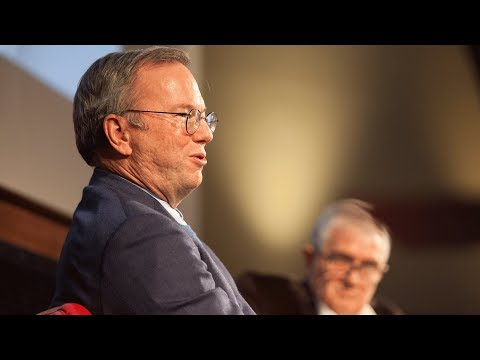 Eric Schmidt on the New Digital Age