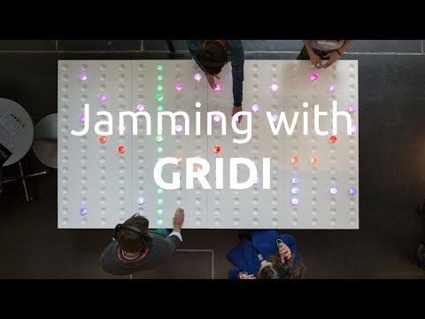 GRIDI live jam feat. Ilana Lorraine & Yuvi Gerstein