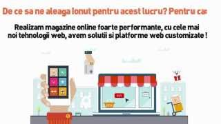 Creare Magazin Online / Virtual - de la  itexclusiv ro(, 2015-07-22T13:00:16.000Z)