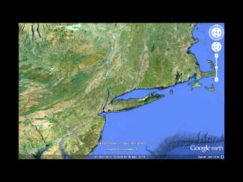 Hudson River Journeys:  The Geology of the River