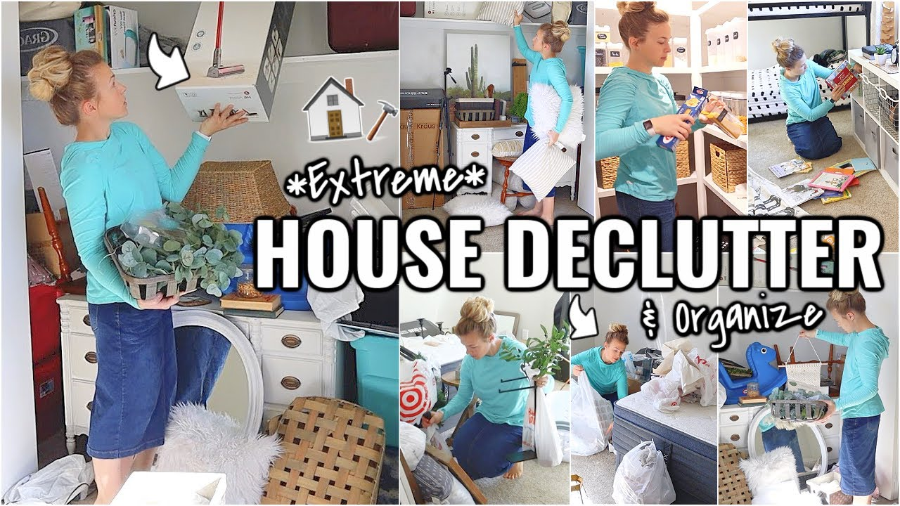 RENOVATION HOUSE DECLUTTERING!!🏠 CLEAN, ORGANIZE & DECLUTTER WITH ME 2021 | OUR ARIZONA FIXER UPPER