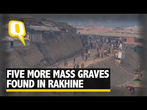 Rohingya Genocide: Five More Mass Graves Found in Rakhine | The Quint