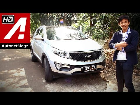 Review KIA Sportage 2014 Indonesia by AutonetMagz
