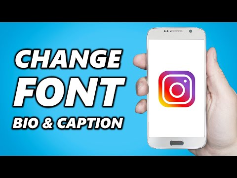How to Change Fonts on Instagram Bio & Caption! (Quick & Easy)