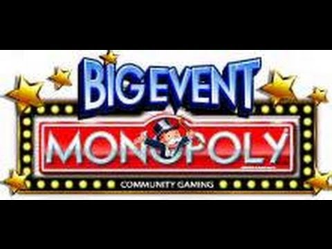 Monopoly Big Event Around the Board at 20x!