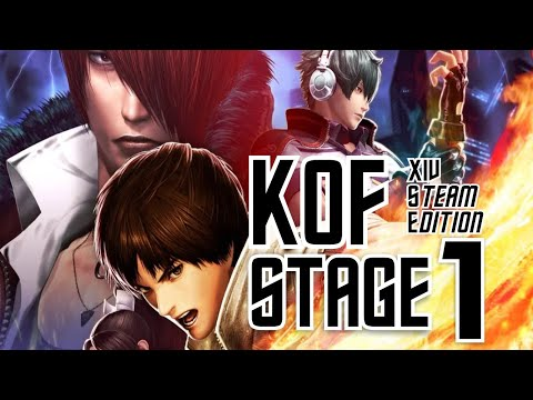 Gameplay The King of Fighters XIV Steam Edition - Stage 1/Nivel 1 |