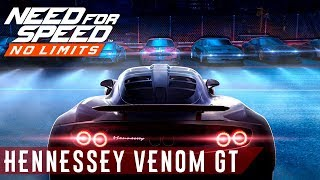 Need for speed: No Limits - Hennessey Venom GT (ios) #74