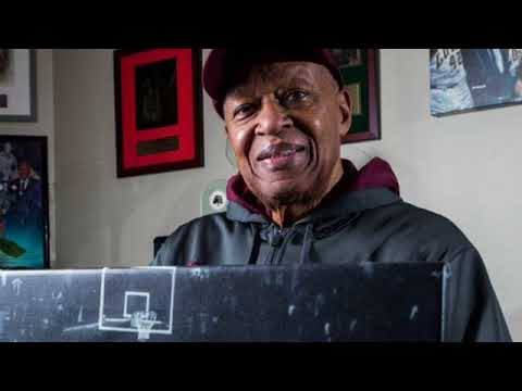 Loyola Chicago's 1963 NCAA Team Member, Jerry Harkness Reminisce About The  NCAA Championship
