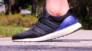 ADIDAS ULTRA BOOST FULL PERFORMANCE REVIEW!