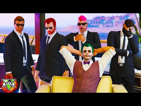 GTA 5 LIVING THE VIP LIFE - VIP Protection Detail Missions (GTA 5 VIP)