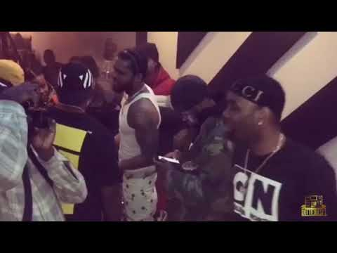 """SKZIY & Dave East - Bag (Remix) """"VIDEO"""" Extended Version [in the studio]"""