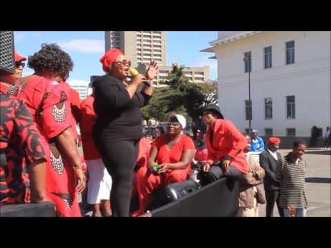 Yvonne Musarurwa MDC-T