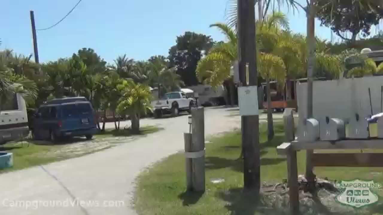 Campgroundviews Com Leo S Campground Key West Florida Fl