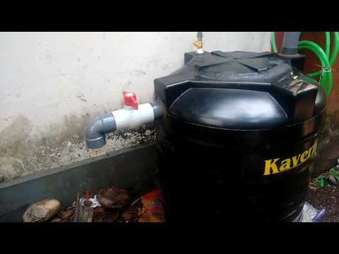Home made Biogas Plant