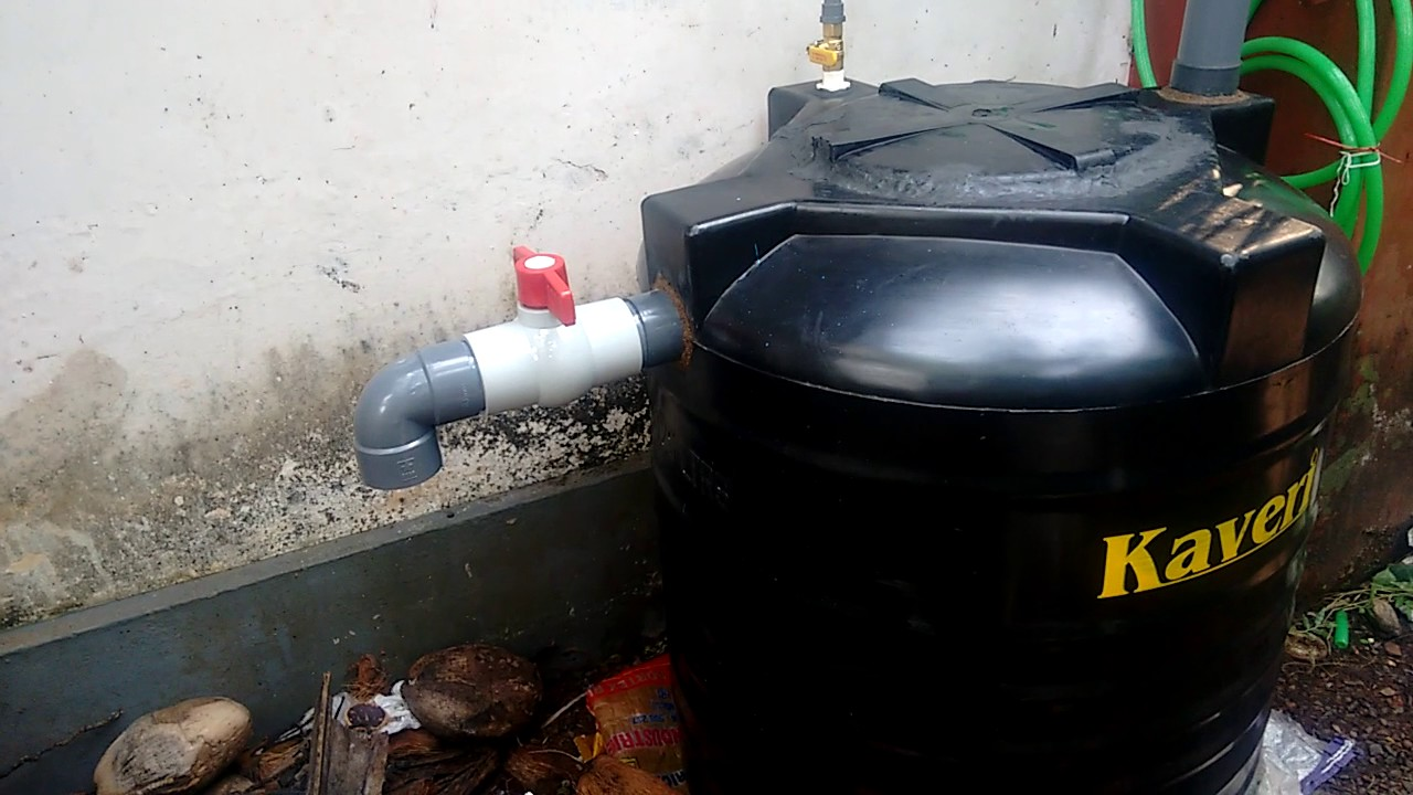 Home made Biogas Plant