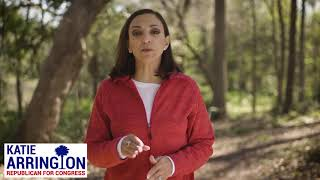 Katie Arrington Savages Mark Sanford in New Ad, Telling Him to Take a Hike