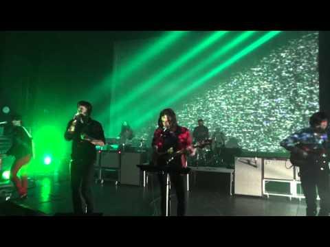 Phoenix - Fences - Live (Shepherds Bush Empire 2013)