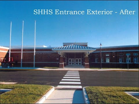 Snow Hill High School Renovation - Phase Two