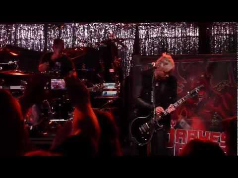 """My Darkest Days - """"Save Yourself"""" Live at The Phase 2 Club,  8/24/12  Song #2"""