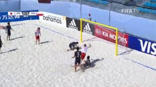 Match 5: Japan v Poland - FIFA Beach Soccer World Cup 2017