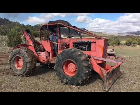 Timberjack 360 GP Log Skidder BigIron Auctions