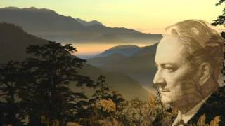 Manly P. Hall - Living in the Past, Present and Future