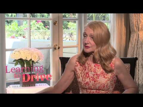 Patricia Clarkson Gets Candid About Reinventing Self In Life in  for