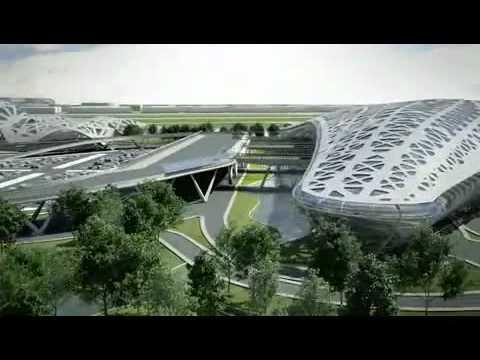 Reconstruction of Baku International Airport - Azerbaijan
