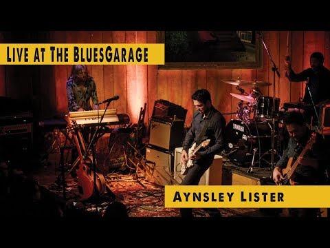 Aynsley Lister - Blues Garage - 25.11.2017
