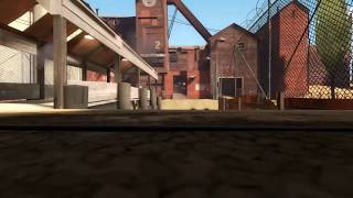 Extremely fast Team Fortress 2 Gameplay