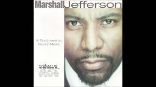 Marshall Jefferson - A Testament To House Music (2001)