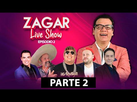 zagar-live-show---segunda-emisión-(parte-2)